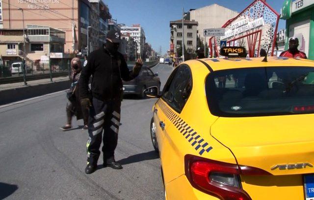 Maske takmadığı için 1000 lira ceza kesilen taksici: Ücretsiz maske nerede