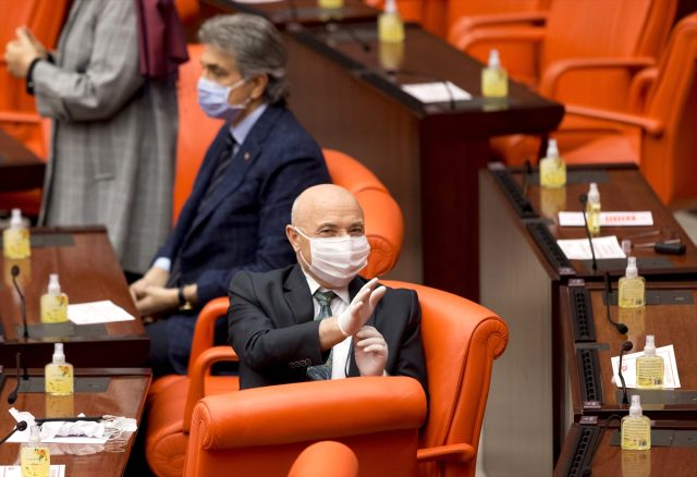 Son dakika: Meclis'te maskeli oturum! Milyonları ilgilendiren kararı görüşmek için toplandılar