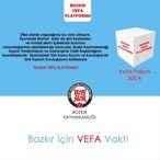 Bozkır Kaymakamlığı Vefa Paketi kampanyası başlattı