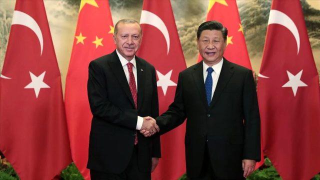 Cumhurbaşkanı Erdoğan, Çin Lideri Çinping ile telefonda görüştü