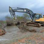 Elbistan'da sulama kanalları temizleniyor