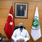 Kocaeli Üniversitesi Hastanesinde hastalar