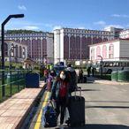 Sivas'ta karantina süresi dolan öğrenciler evlerine gönderiliyor