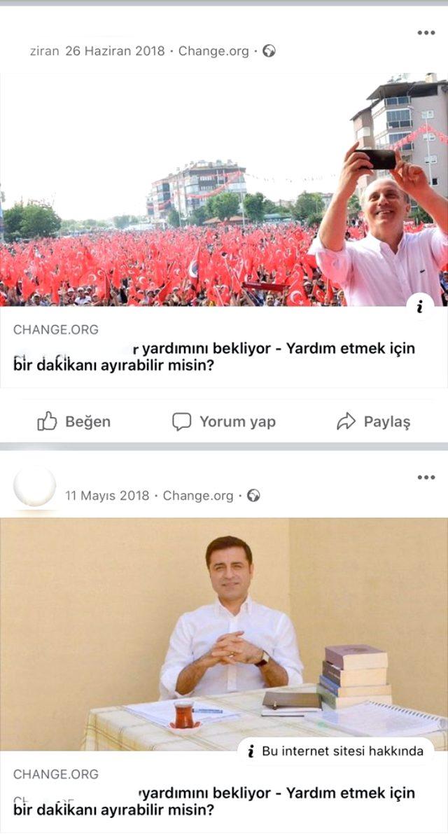 Ekrem İmamoğlu'nu tehdit eden şahıs CHP Etimesgut İlçe Başkanlığı üyesi çıktı