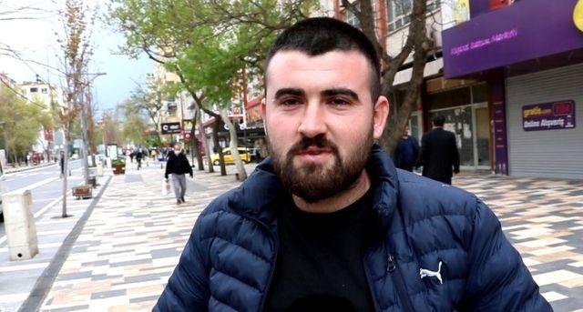Gezmek için sokağa çıkan genç, 392 lira cezayı yedi
