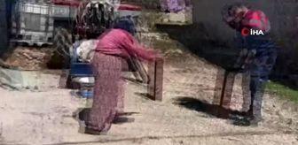 Ahmet Çayır: Jandarma yaşlı çiftin soba borularını temizledi