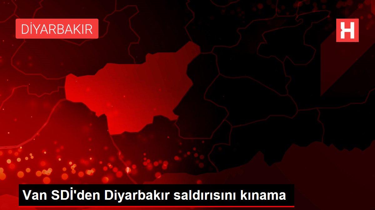 Van SDİ'den Diyarbakır saldırısını kınama