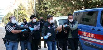 Polis Haftası: Polis Haftası'nda 2 polisi darp eden şahıslar adliyeye sevk edildi
