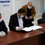Suriyeli yerel yöneticilerden