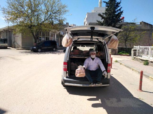 Fırıncılar, bir günde sattığı ekmeği sokağa çıkma yasağı sonrası iki saatte sattı