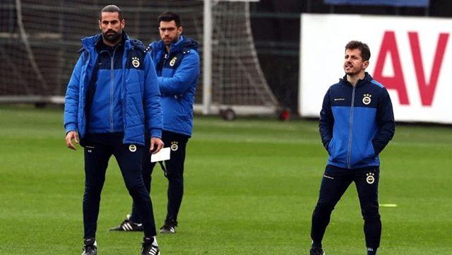 Fenerbahçe'de Emre Belözoğlu ile yeni dönem başlıyor