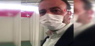 AK Parti Adana İl Başkanı Mehmet Ay'dan 'Sahra hastanesi' tepkisi
