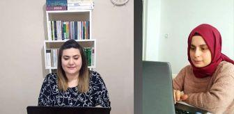 Esra Aydın: Kadınlara canlı yayınla psikolojik destek