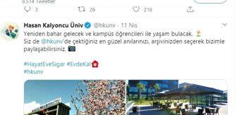 Osman Sınav: Öğrencilerin 'Bahar Gelecek' paylaşımına ünlülerden destek