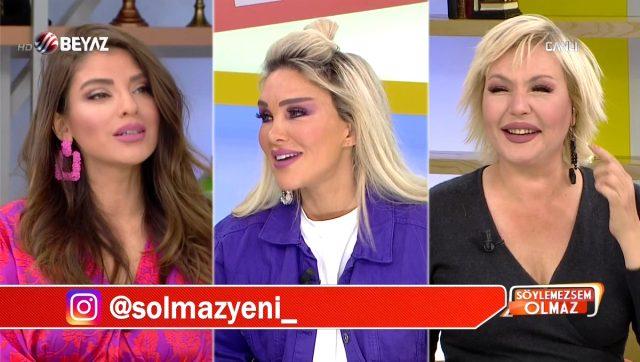 Seda Akgül, Söylemezsem Olmaz programına veda etti