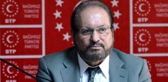 Türkiye Partisi: BTP Genel Başkanı Baş, koronavirüsten yaşamını yitirdi