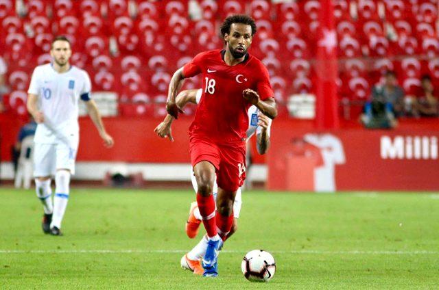 Fenerbahçe, Nazım için Antalyaspor ile prensip anlaşmasına vardı