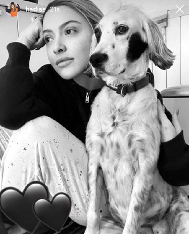 Hadise ile aşk yaşayan Kaan Yıldırım, Instagram'dan anne ve babasını sildi
