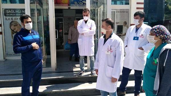 Mardin'de 2 koronavirüs hastası taburcu oldu