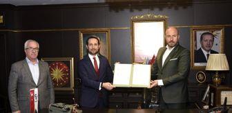 Tekkeköy: Başkan Togar'dan maneviyat yüklü üç önemli imza