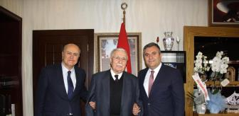 Baki Demirbaş: Belediye Başkanı Demirbaş'tan Hasan Aslan için taziye mesajı