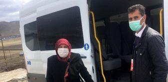Aysel Kaya: Kadın muhtar devletin 'Vefa' eliyle kemoterapi tedavisini aksatmadı
