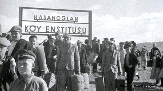 Köy Enstitüsü nedir? Köy Enstitüleri neden kapatıldı? Köy Enstitüleri kuruluşu, dersleri