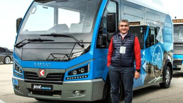 Türk otomotiv devi Karsan 20 Nisan'da üretime tekrar başlayacak