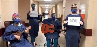 Beykoz Devlet Hastanesi çalışanlarından