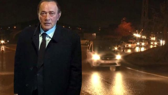 Jandarma, Çakıcı'nın tahliyesindeki görüntülere açıklık getirdi: Konvoy değil, mesaisi biten memurların araçları