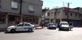 KAHRAMANMARAŞ Polisin havaya ateş ederek durdurduğu otomobilden cezaevi firarisi çıktı