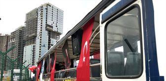 Elmadağ: Ankara 23 Nisan'ı turistik gezi araçlarından yükselecek çocuk şarkılarıyla kutlayacak