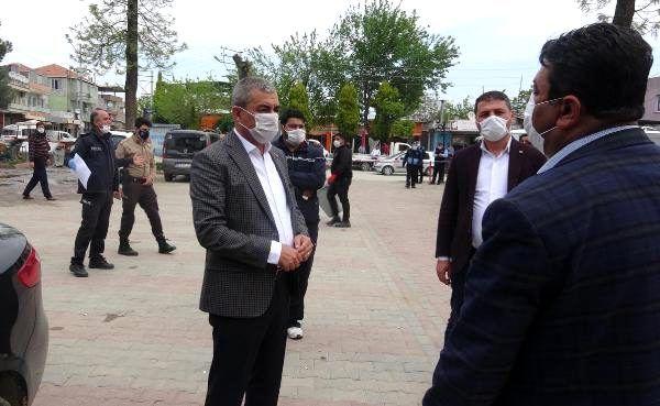 Aydın'da il il gezen 5 pazarcıda koronavirüs çıktı, 22 ev karantinaya alındı