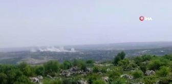 - Esad Rejimi İdlib'e Saldırdı : 3 Yaralı