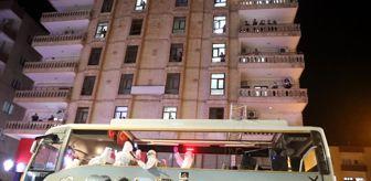 Derik: Mardin'de Kovid-19'a karşı 4 dilde verilen moral konseri ilgi görüyor
