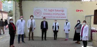 KORONAVİRÜSTEN ÖLEN DR. KALAYCI'NIN ADI AİLE SAĞLIK MERKEZİNE VERİLDİ