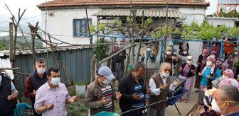 Ahmet Kartal: Yangında ölen iki kardeşe en acı veda