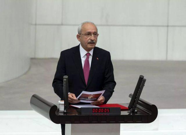 Son dakika: TBMM'de düzenlenen 23 Nisan Özel Oturumu Mustafa Şentop'un başkanlığında toplandı