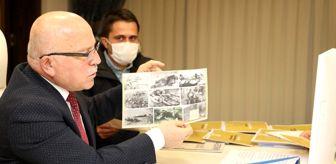 Cengiz Mutlu: Başkan Sekmen'den canlı yayında tarihi ders