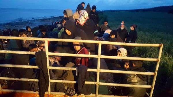 KKTC'deki 175 Suriyeli mültecinin 75'i Türkiye'ye gönderildi