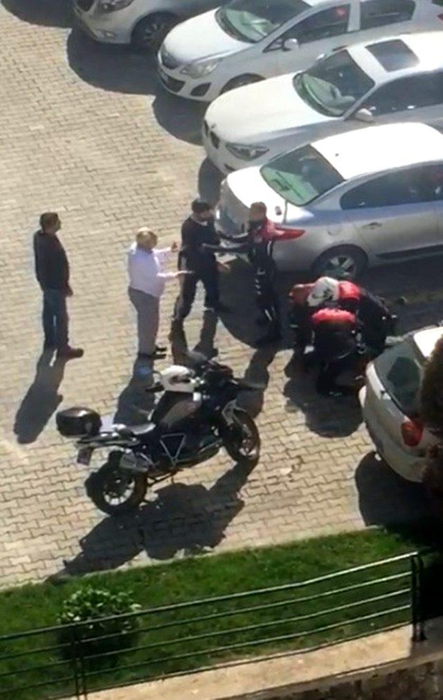 Trabzon'da site yöneticisine orantısız güç kullanan polisler hakkında Valilik inceleme başlattı