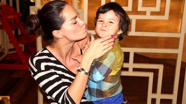Ebru Şallı, kanser nedeniyle vefat eden oğluna 1 yıl ilik verdi