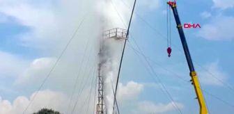 Aydın'da jeotermal borusunda patlama meydana geldi-3