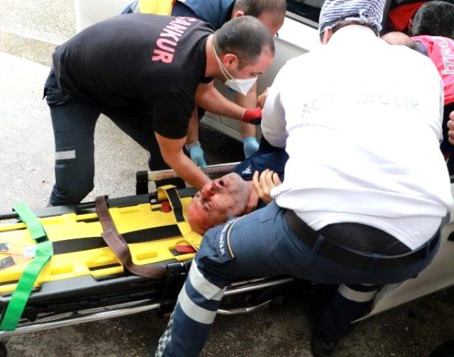 Kaza yapan alkollü sürücü: Sokağa çıkmak yasak mıydı? Allah Allah, haberim yoktu