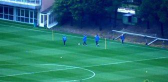 Fenerbahçe'de 45 gün sonra saha çalışmaları başladı
