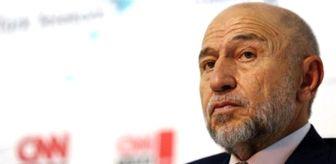 TFF Başkanı Nihat Özdemir liglerin geleceğiyle ilgili kararı yarın açıklayacak