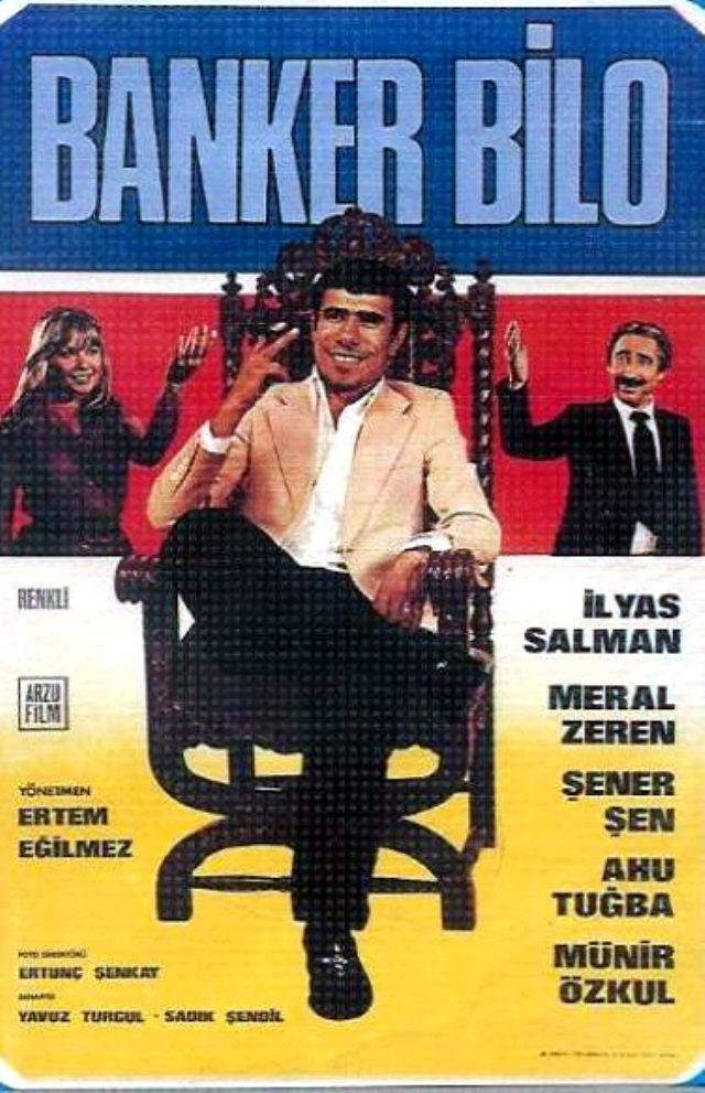 Banker Bilo nedir? Banker Bilo film konusu nedir? Banker Bilo film oyuncuları kimler? Yeşilçamın unutulmaz filmi Banker Bilo!