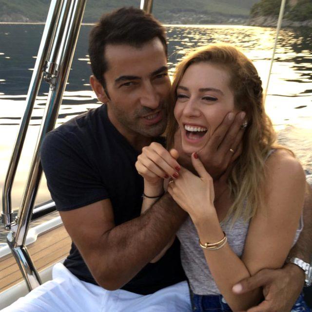 Bomba iddia: Kenan İmirzalıoğlu ve Sinem Kobal çifti bebek bekliyor