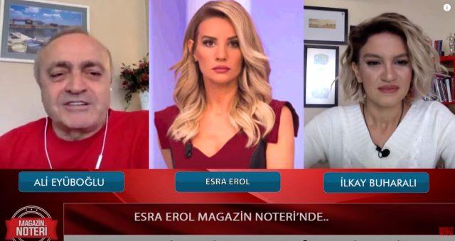 Canlı yayında koronavirüslü konuğu olan hem de küfür şoku yaşayan Esra Erol sessizliğini bozdu: Onun şokunu yaşıyorum