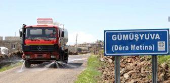 Mardin Büyükşehir Belediyesi: Mazıdağı'nda bir köyde karantina uygulaması sona erdi